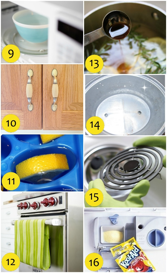 Spring Cleaning Tips for the Kitchen