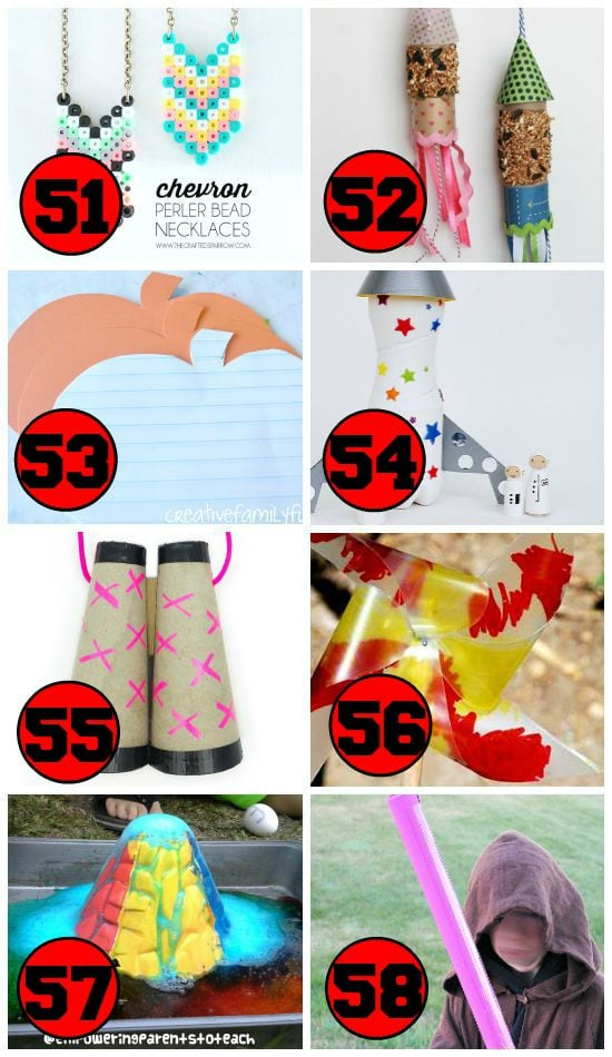 20 Silly After School Crafts