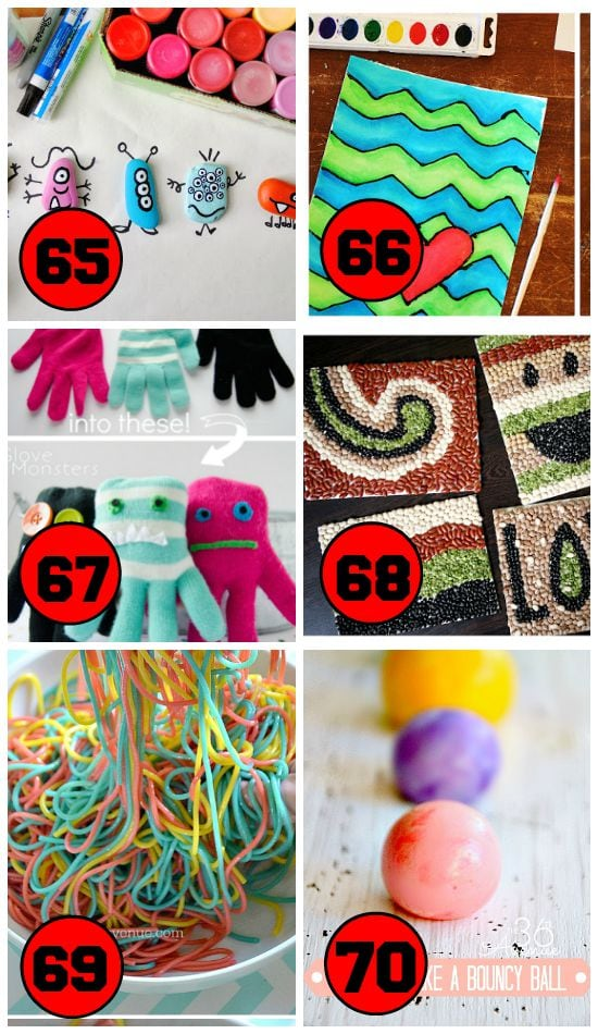 20 Fun After School Crafts