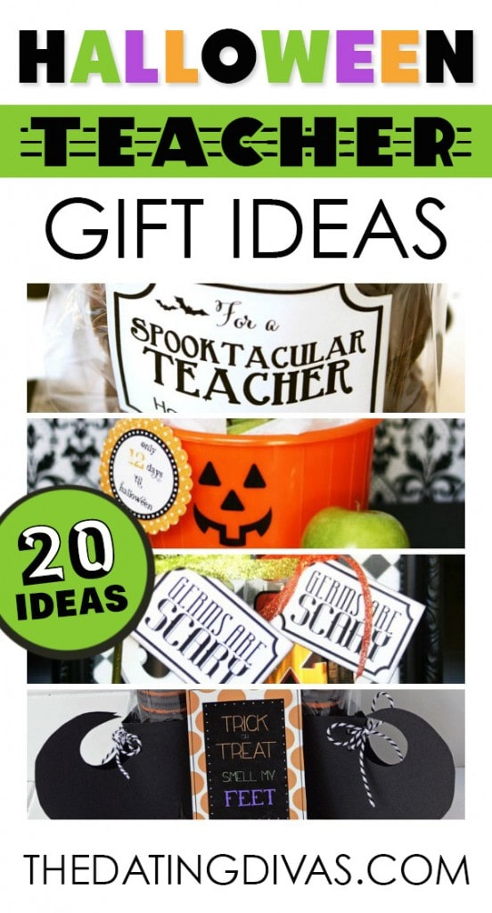 Halloween Gifts for Teachers