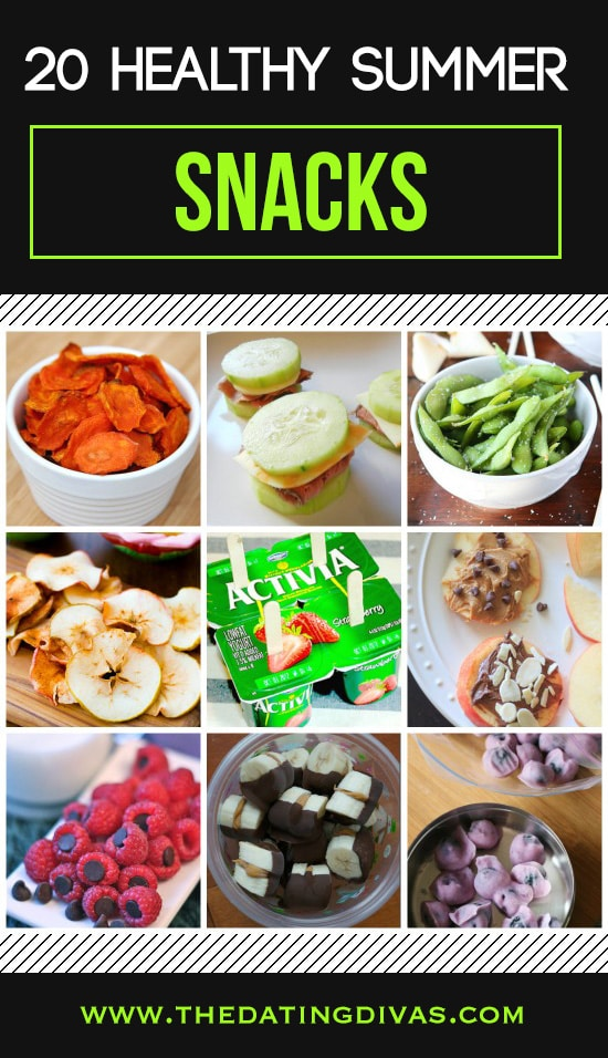 20 Healthy Summer Slimdown Hacks