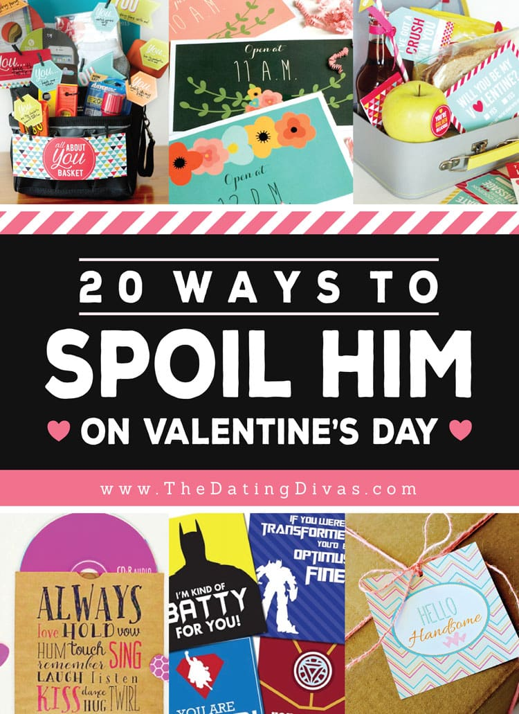 Valentine's Day gift ides Ideas for husband