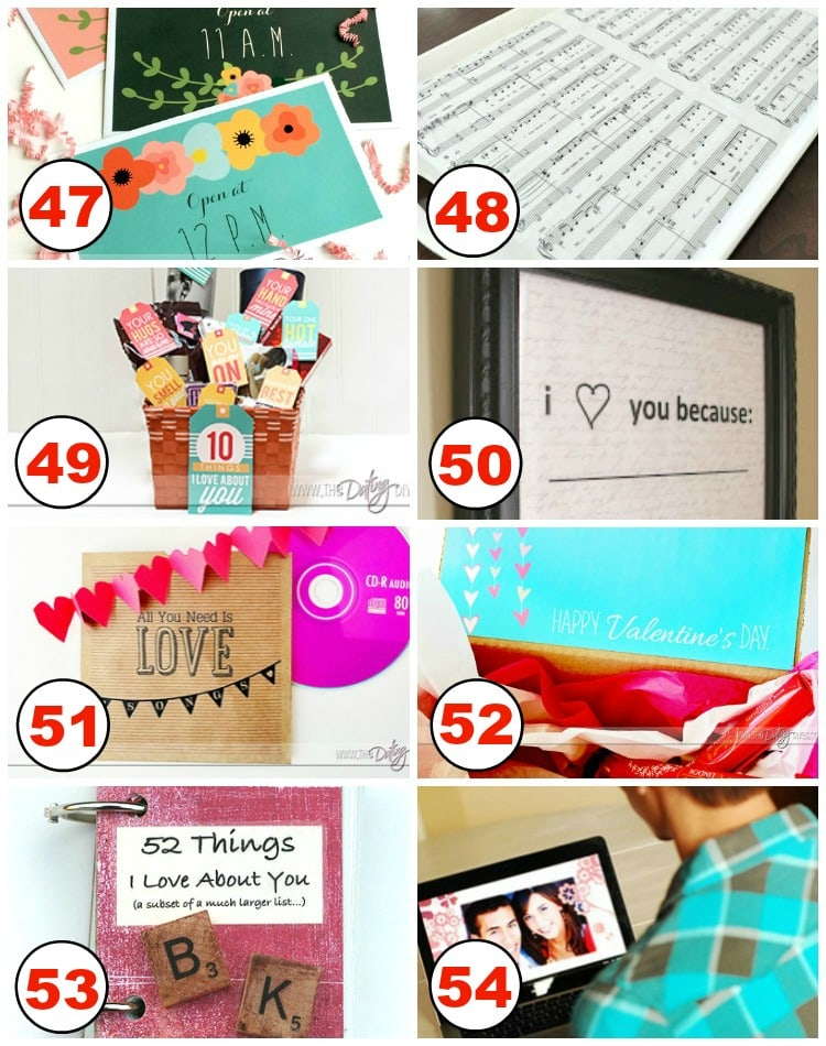 86 ways to spoil your spouse on valentine's day - from the dating, Ideas