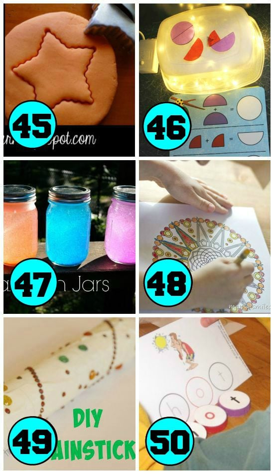 20 Fun and Easy After School Activities