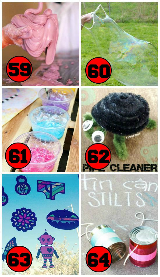 20 Great Crafts for After School
