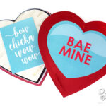 HOW TO USE YOUR FREE VALENTINE'S PRINTABLES