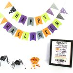 HOW TO USE YOUR FREE HALLOWEEN PRINTABLES