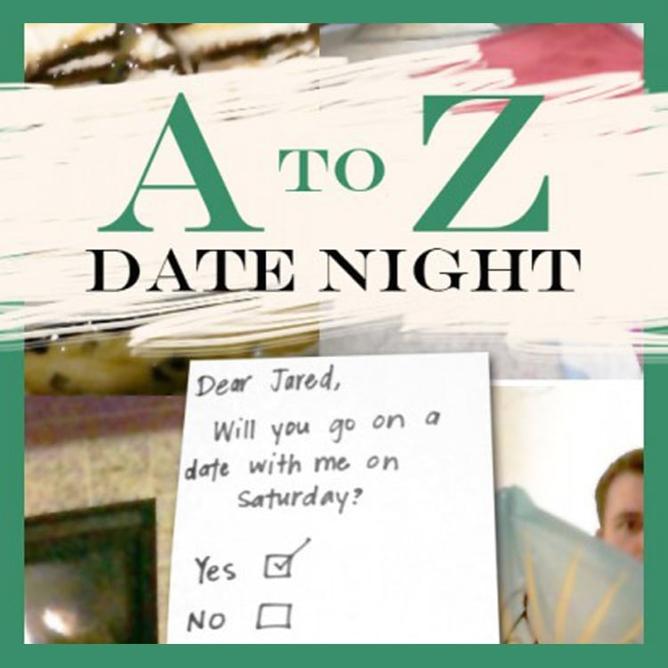 A-z dating ideas