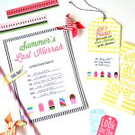 Your Free August Printable