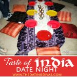 A Taste of India Date