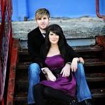 Love Story: Bridget & Justin