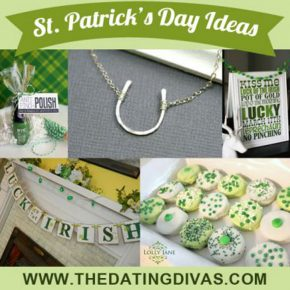 St. Patrick's Day Ideas Round-Up