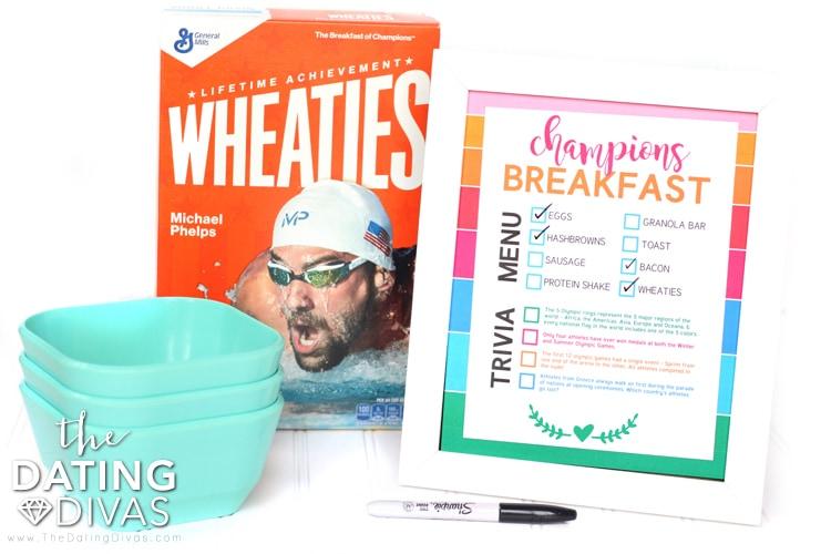 Spring Olympics Champions Breakfast