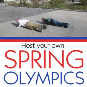 Spring Olympics Date