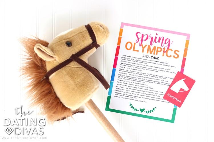 Spring Olympics Ideas