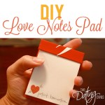 Love Notes Pad