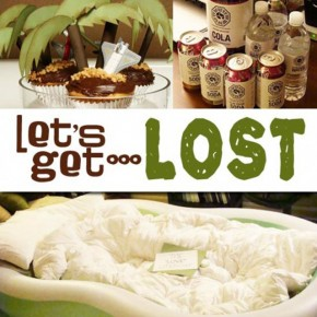 "Let's get ""LOST"" together."