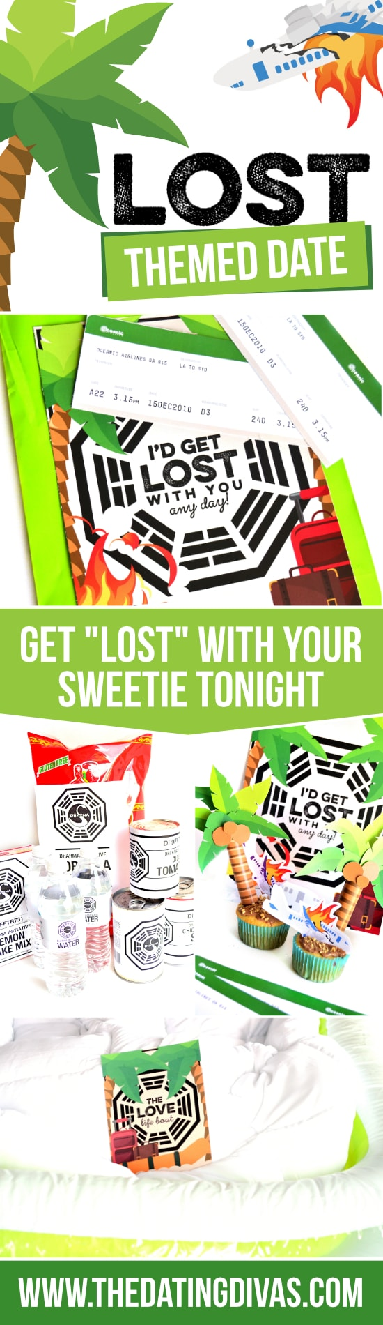 Take your love of Lost up a notch with this themed date!