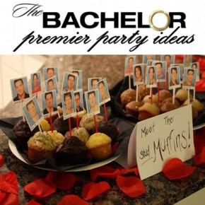 Bachelor Premier party ideas
