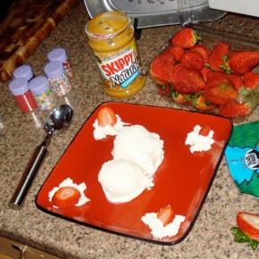 Dessert-off Date night