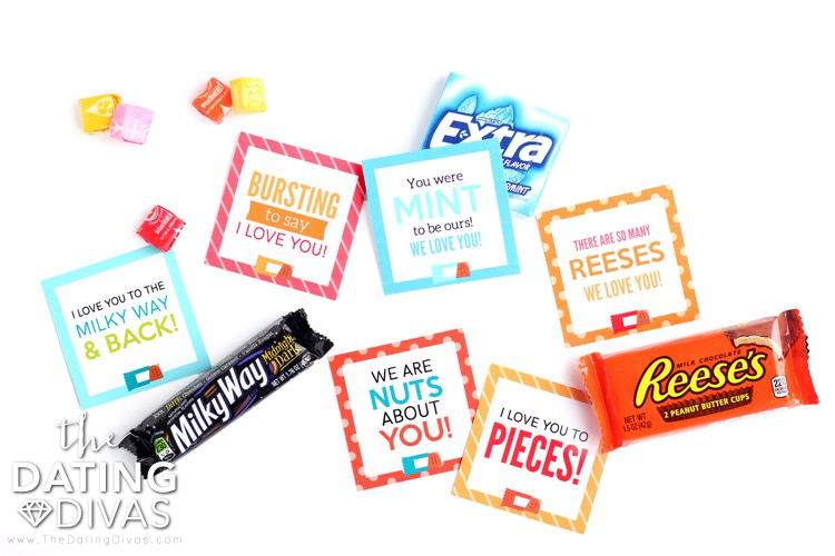Candy Bar Sayings to Say I Love You
