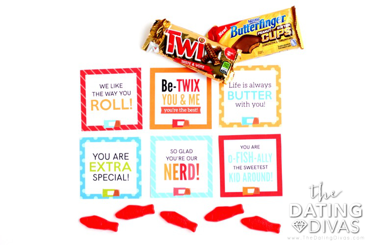 Candy Bar Sayings to Say You're Special