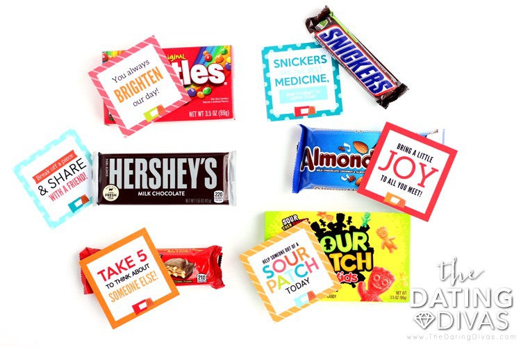 Candy Sayings to Encourage Kids