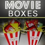DIY Movie Boxes