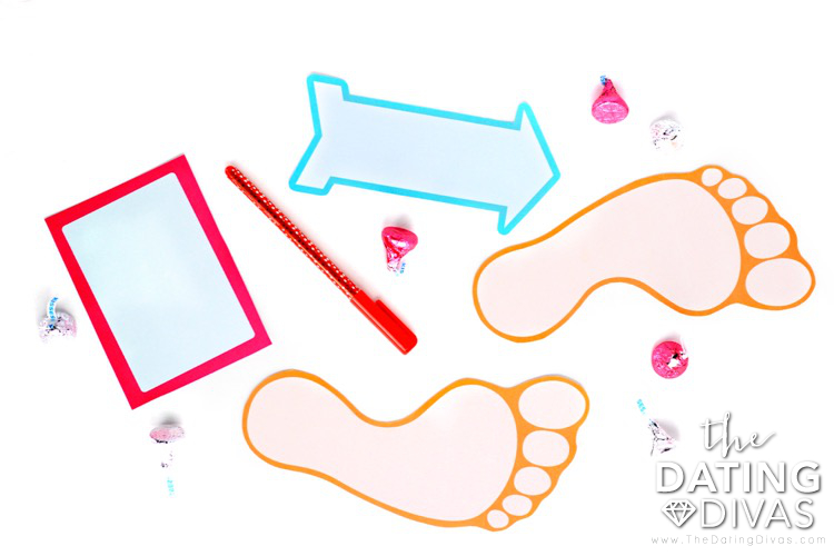Love Footprints Notes