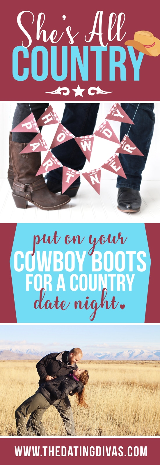 She's all country date night is such a fun idea!