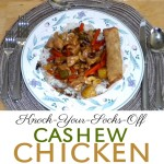 Cashew Chicken Recipe