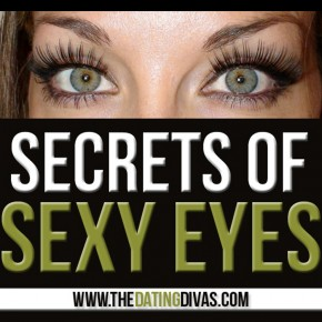 We're sharing our secrets of Sexy Eyes perfect for the bedroom!