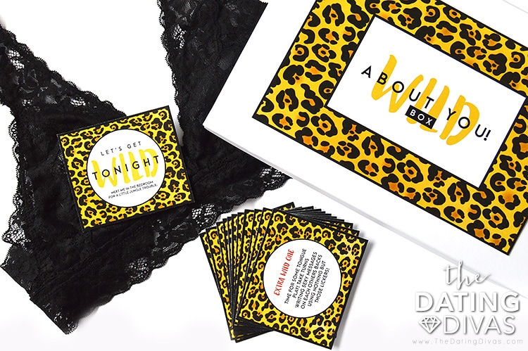 Wild About You! Box Printables