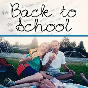 This Back-to-School date night is sure to make you both feel playful!