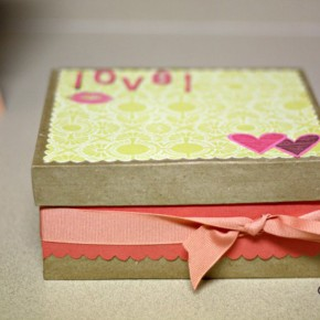Emergency romance box for the bedroom!
