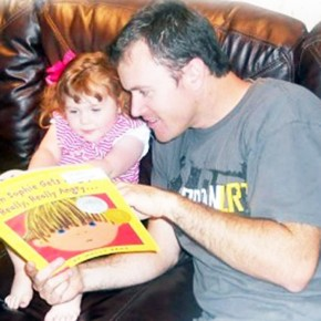 A list of books that are perfect for Family story time!