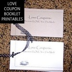 Amazing Homemade Coupon Books