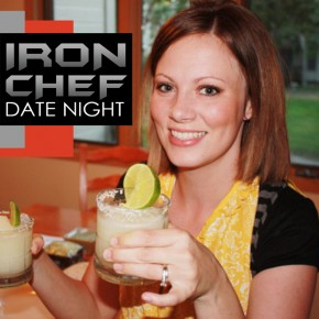 Take the Iron Chef date night challenge.