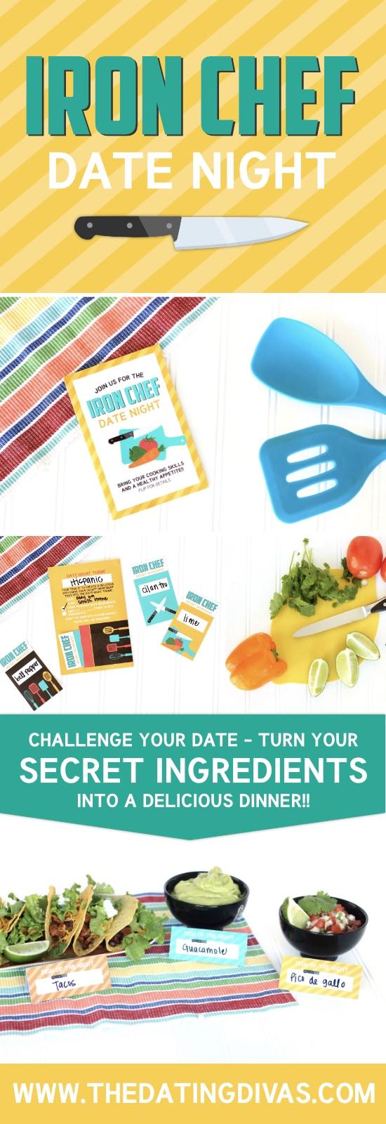 Iron Chef Date