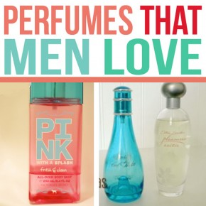 Perfumes that men love!