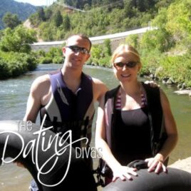 StUck with you float trip date idea.