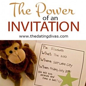 The power of an invitation.