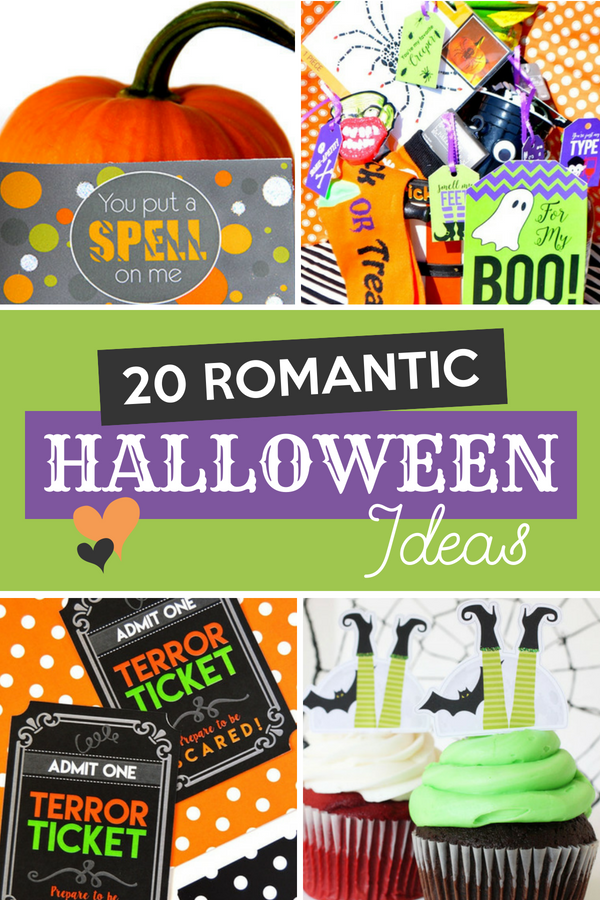 20 Romantic Halloween Ideas