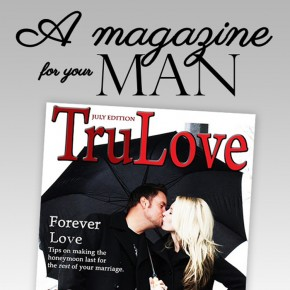 How to create a magazine for your spouse.