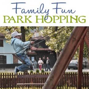 Family Fun: Park Hopping Idea