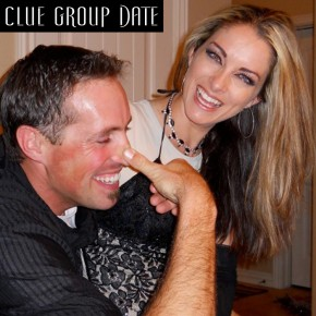 Halloween Clue Style Group Date Night