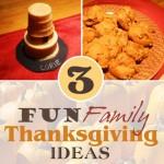 November: Family Fun Ideas