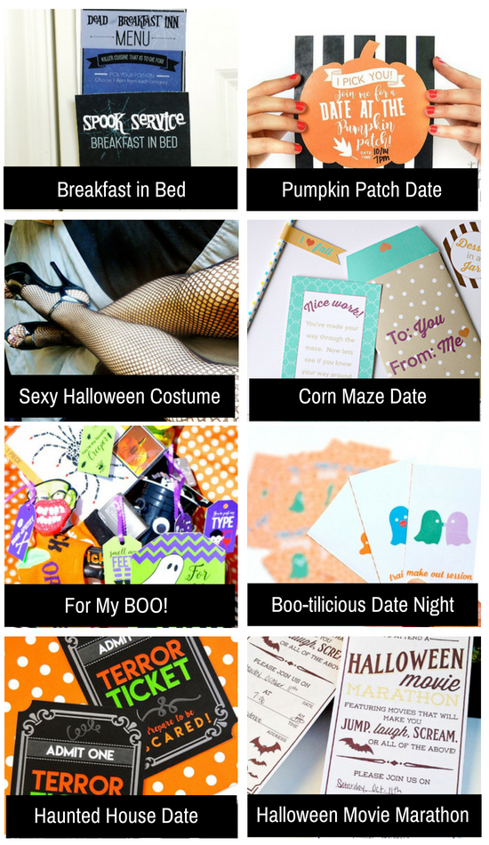 Romantic Halloween Ideas