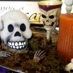 Spooktacular Halloween Meal