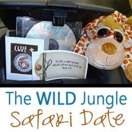 The WILD Jungle Safari Date Night
